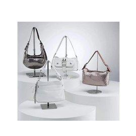 Staander voor handtassen, optimale presentatie van uw collectie!