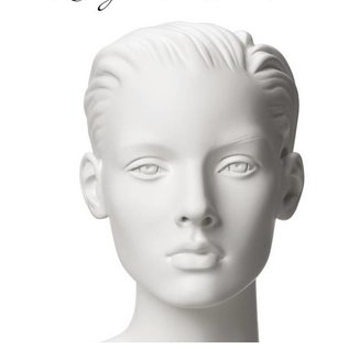 Mannequin Lingerie RAL 9010 (wit)