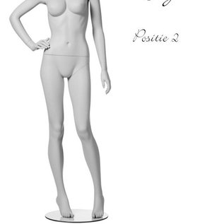 Mannequin Lingerie Positie 2