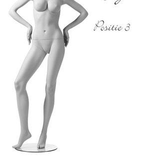 Mannequin Lingerie Positie 3