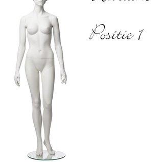 Mannequin Adriana Positie 1
