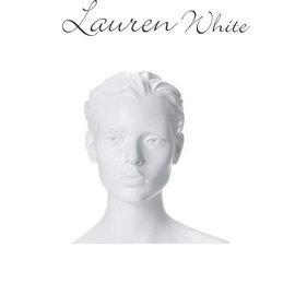 Lauren white Ral 9010