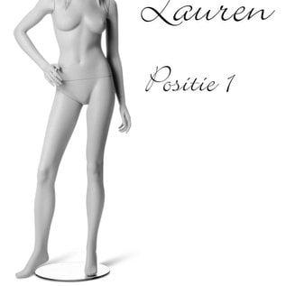 Lauren white Ral 9010 positie 1