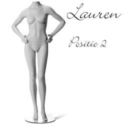 Lauren white Ral 9010 positie 2