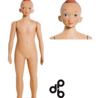 Justin 8 jaar H120 cm HUIDSKLEUR