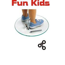 Voetplaat voor Fun Kid3-4 en 8 jaar