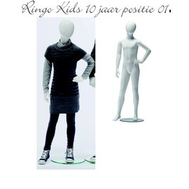 Ringo Kids Positie 1: 10 jaar Meisje