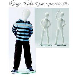 Ringo kids Positie 1: 4 jaar