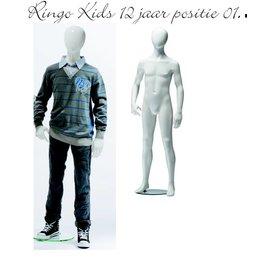Ringo Kids Positie 1: 12 jaar Jongen