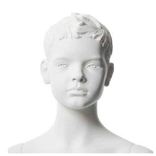 Jongen 10 jaar RAL 9010(wit)