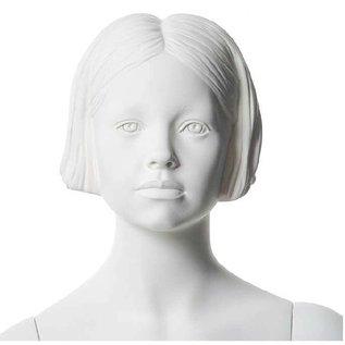 Meisje 8 jaar RAL 9010 (wit)