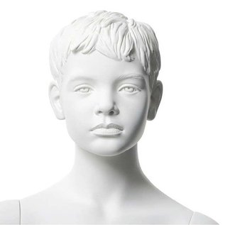 Jongen 8 jaar RAL 9010(wit)
