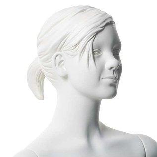 Meisje 10 jaar RAL 9010 (wit)