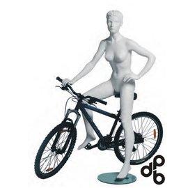 Sport etalagepop Type Vanessa:Biker