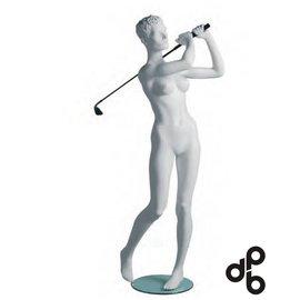 Sport etalagepop Type Vanessa:Golfer