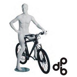 Sport etalagepop Type Kevin :Biker