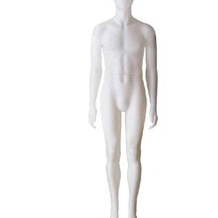 Mannequin met hoofd ovaalPe