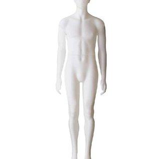 Mannequin met hoofd PE
