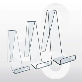 Acrylstandaard voor lederenwaren/mobiele tefefoon H6 cm
