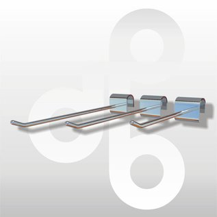 Enkele pen Ø4,5mm D25cm