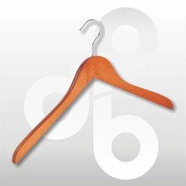 Blouse/shirt hanger Kersen 43 cm breed zonder rokinkeping