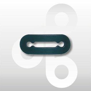 Koppelstuk 35 mm voor 2 hangers