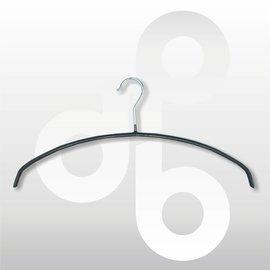 Bonneteriehanger 30 cm zwart