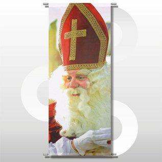 Banner Sinterklaas 75 x 180 cm