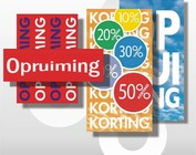 Opruiming/Sale