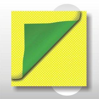 Dots ubbelzijdige papier 30 cm breed 100 mtr