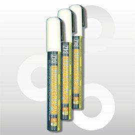 Krijtstift wit 2-6 mm uitwisbaar