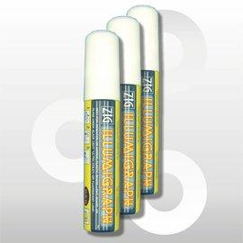 Krijtstift wit 7-15 mm uitwisbaar