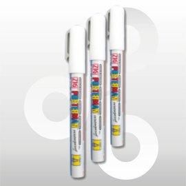 Krijtstift wit 1-2 mm waterproof