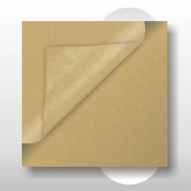 Bruin kraft papier 70 cm breed 215 mtr