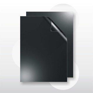 Krijtfolie 700 x 1000 mm zwart