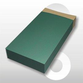 Kraftzakje formaat 17,5*25 cm GROEN