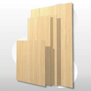 Achterwand 244 x 50 cm x 3 mm