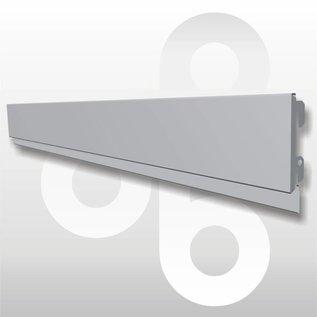Lamel H10 B100 zilvergrijs