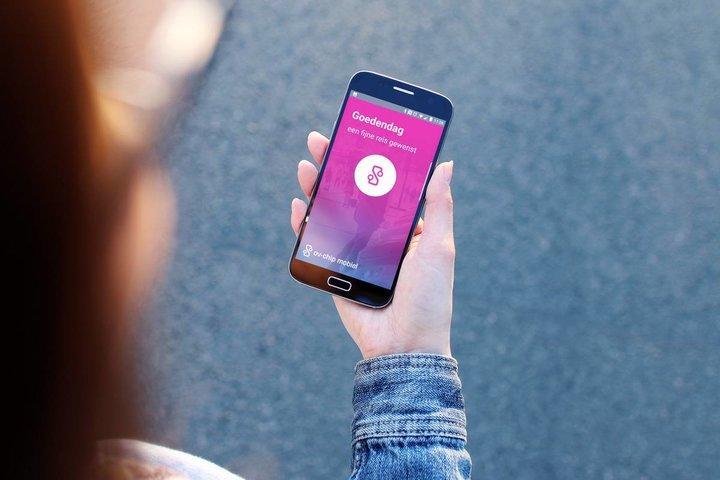 Gebruik je smartphone als ov-chipkaart
