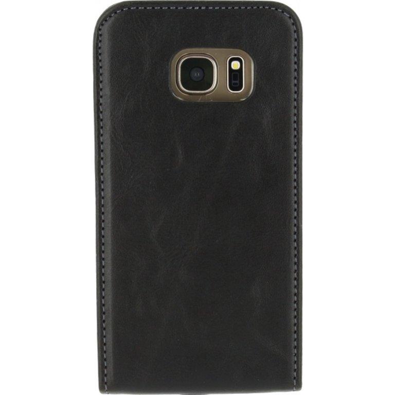Mobilize Flip Case Samsung Galaxy S7 Zwart