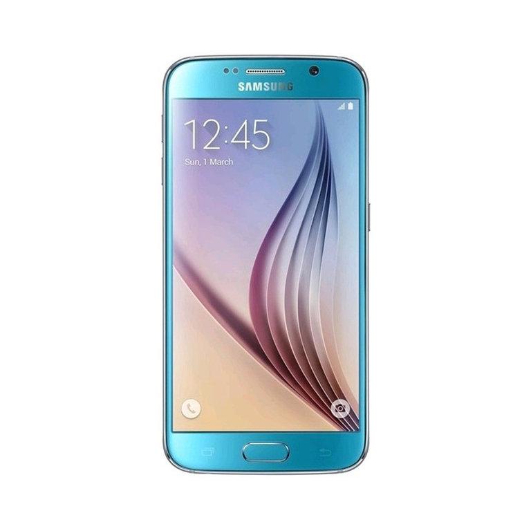 Samsung Refurbished Samsung Galaxy S6 Blauw 64GB