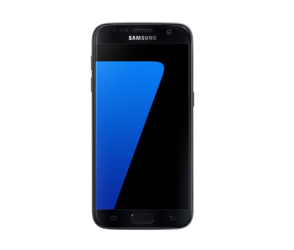 Refurbished Samsung Galaxy S7 Zwart 32GB Goed