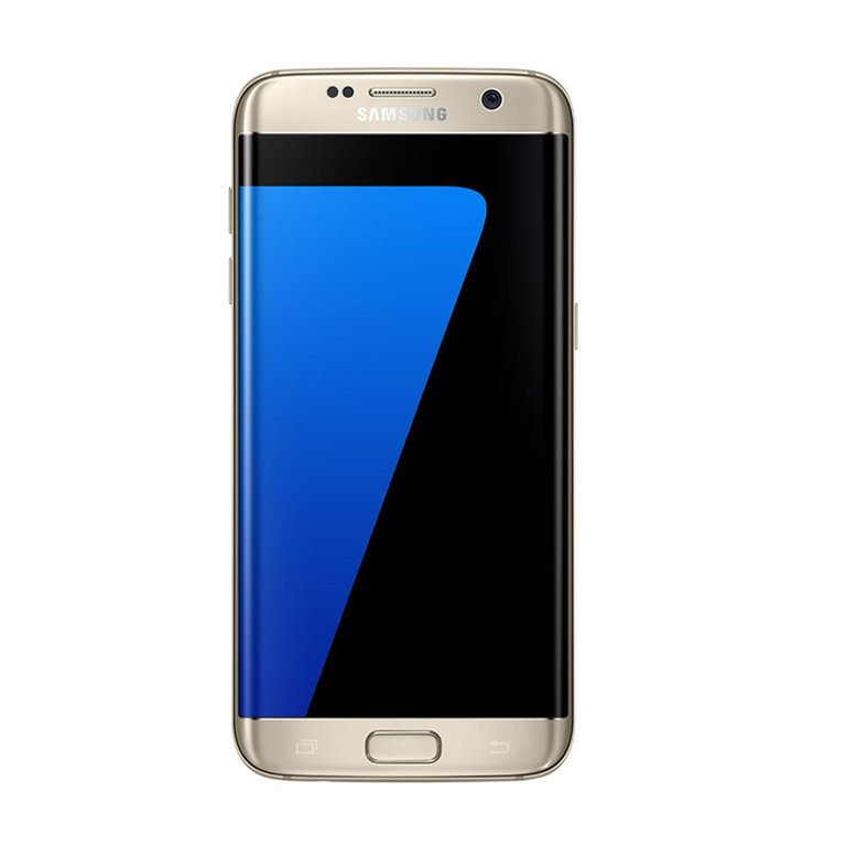 Samsung Refurbished Samsung Galaxy S7 Edge Goud 32GB