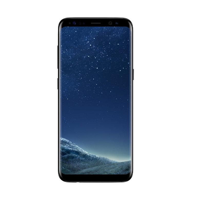 Samsung Refurbished Samsung Galaxy S8 Zwart 64GB