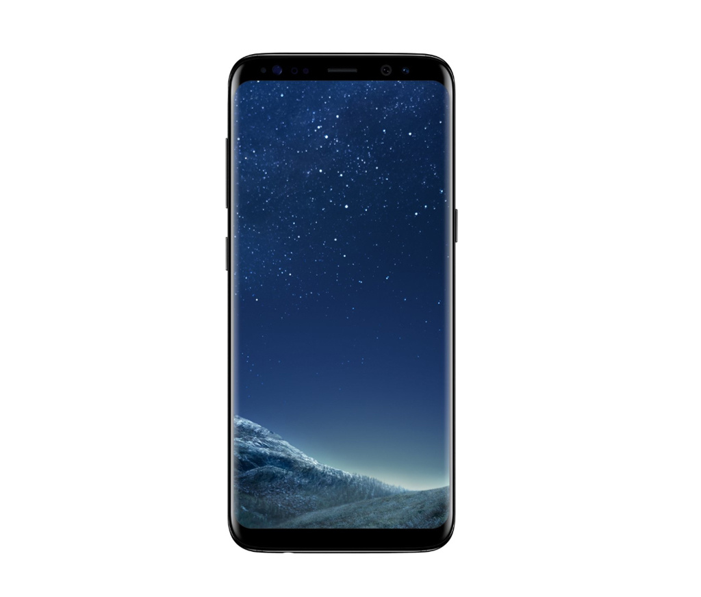 Refurbished Samsung Galaxy S8 Plus Zwart 64GB Zeer goed