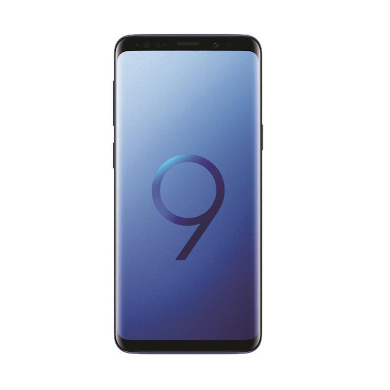 Samsung Refurbished Samsung Galaxy S9 Dual Blauw 256GB