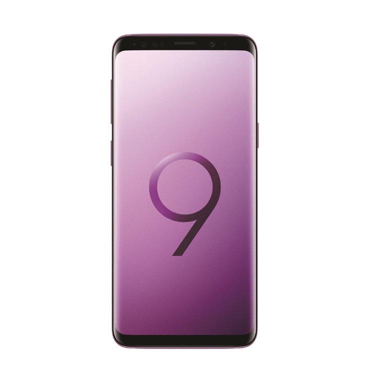 Samsung Refurbished Samsung Galaxy S9 Paars 256GB
