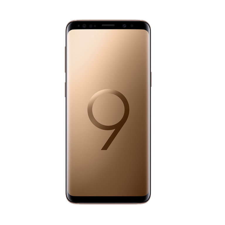 Samsung Refurbished Samsung Galaxy S9 Plus Goud 64GB