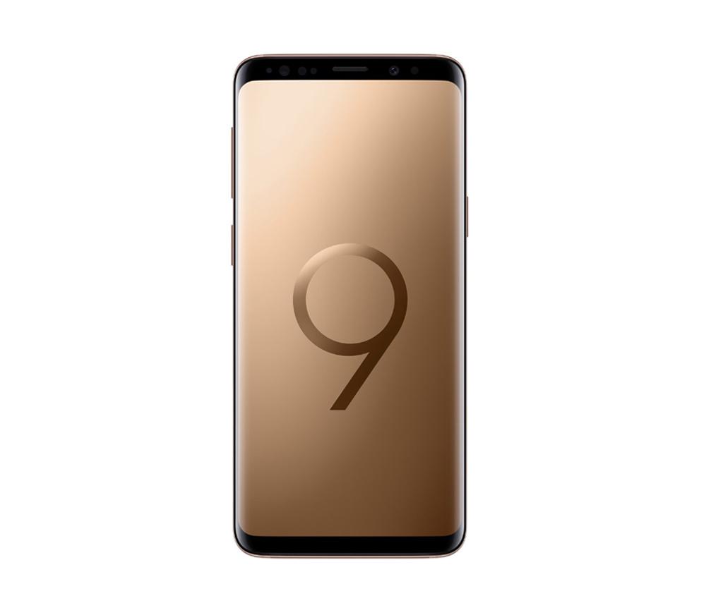Refurbished Samsung Galaxy S9 Plus Goud 64GB Goed