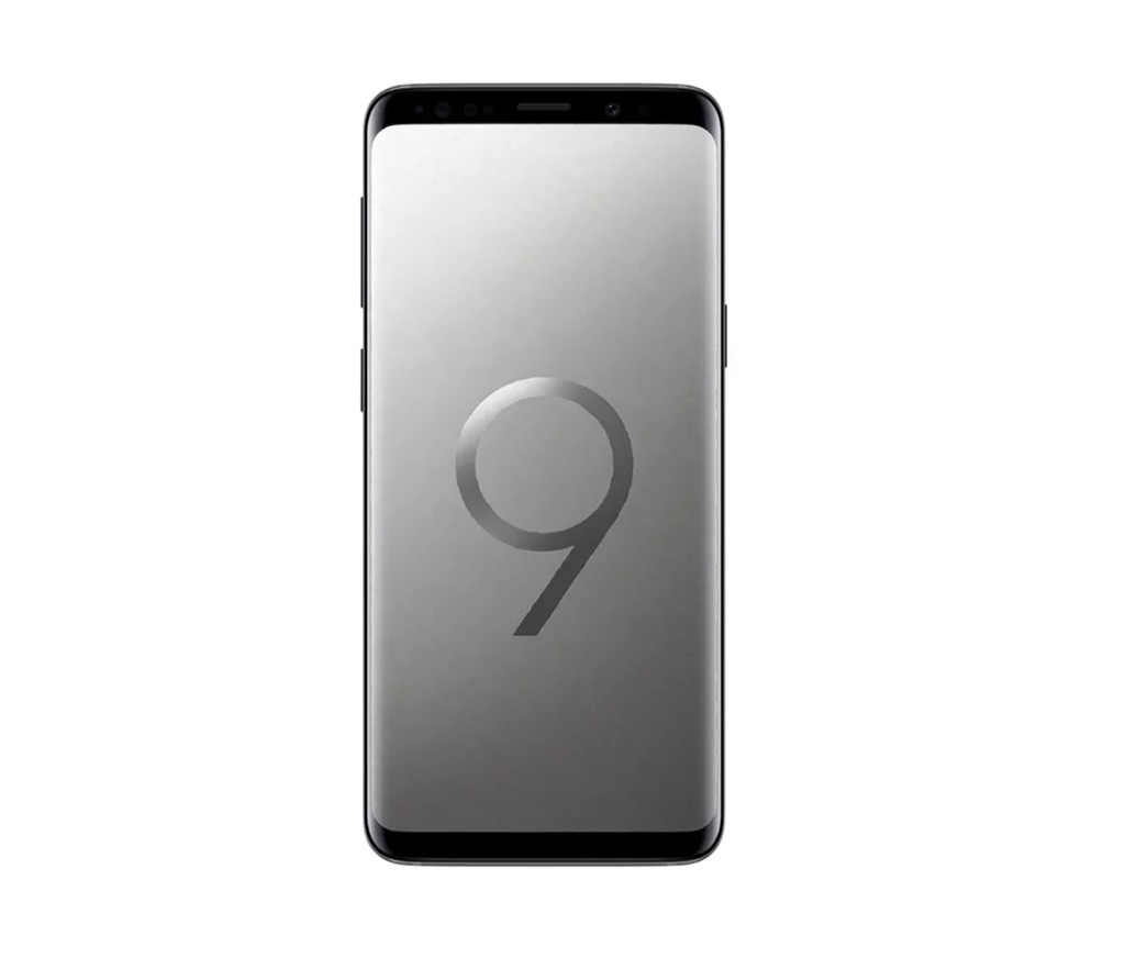 Refurbished Samsung Galaxy S9 Plus Grijs 64GB Als nieuw